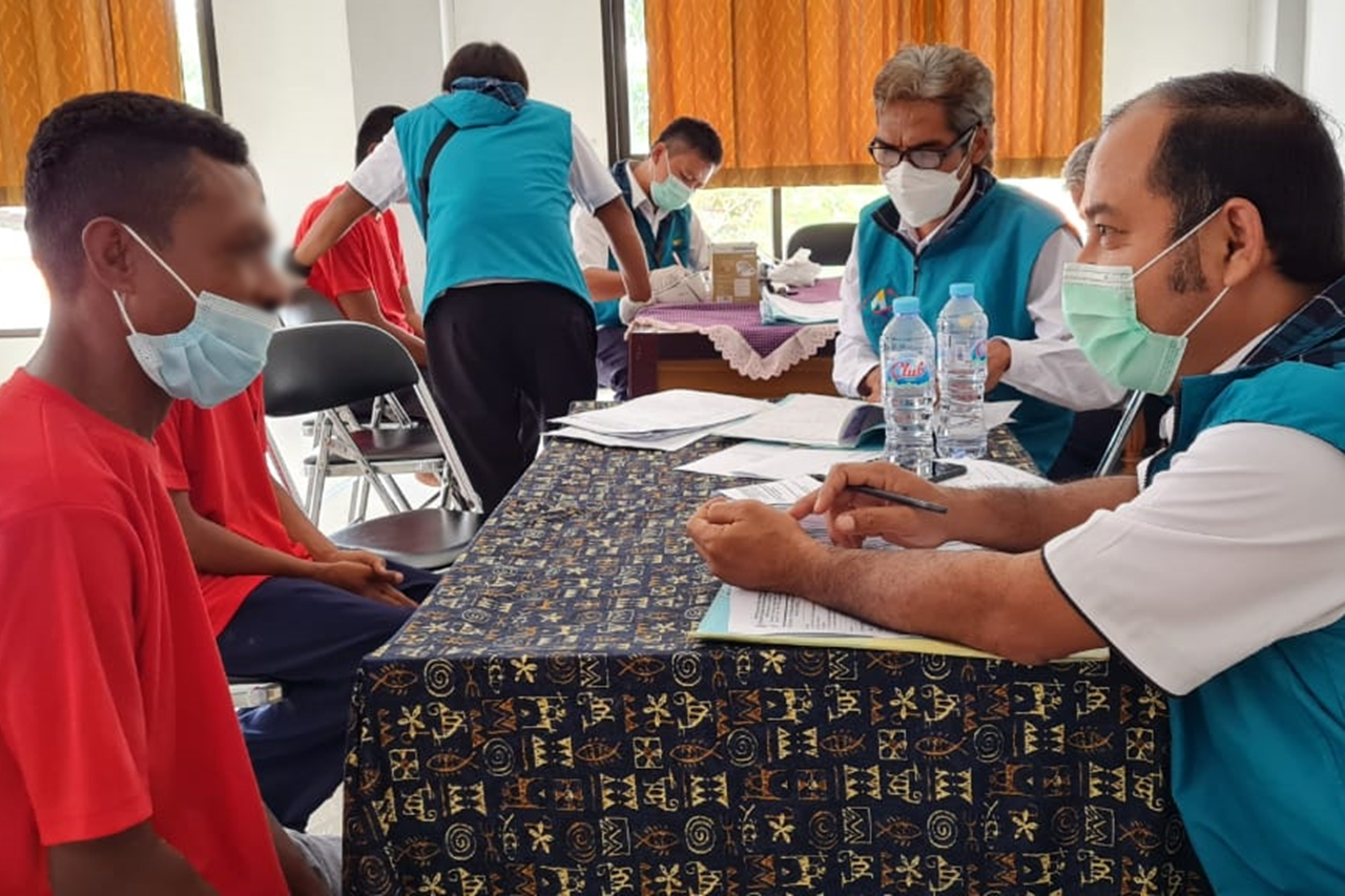 Ministry of Social Affairs Bring 200 ODGJ from Surabaya, Ready to Provide Social Services in Pati and Sukabumi