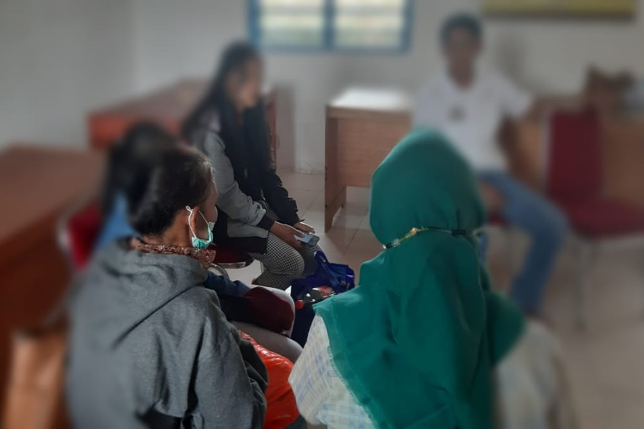 Toddopuli Children's Center Response a Case to Child Victims of Sexual Violation in North Toraja