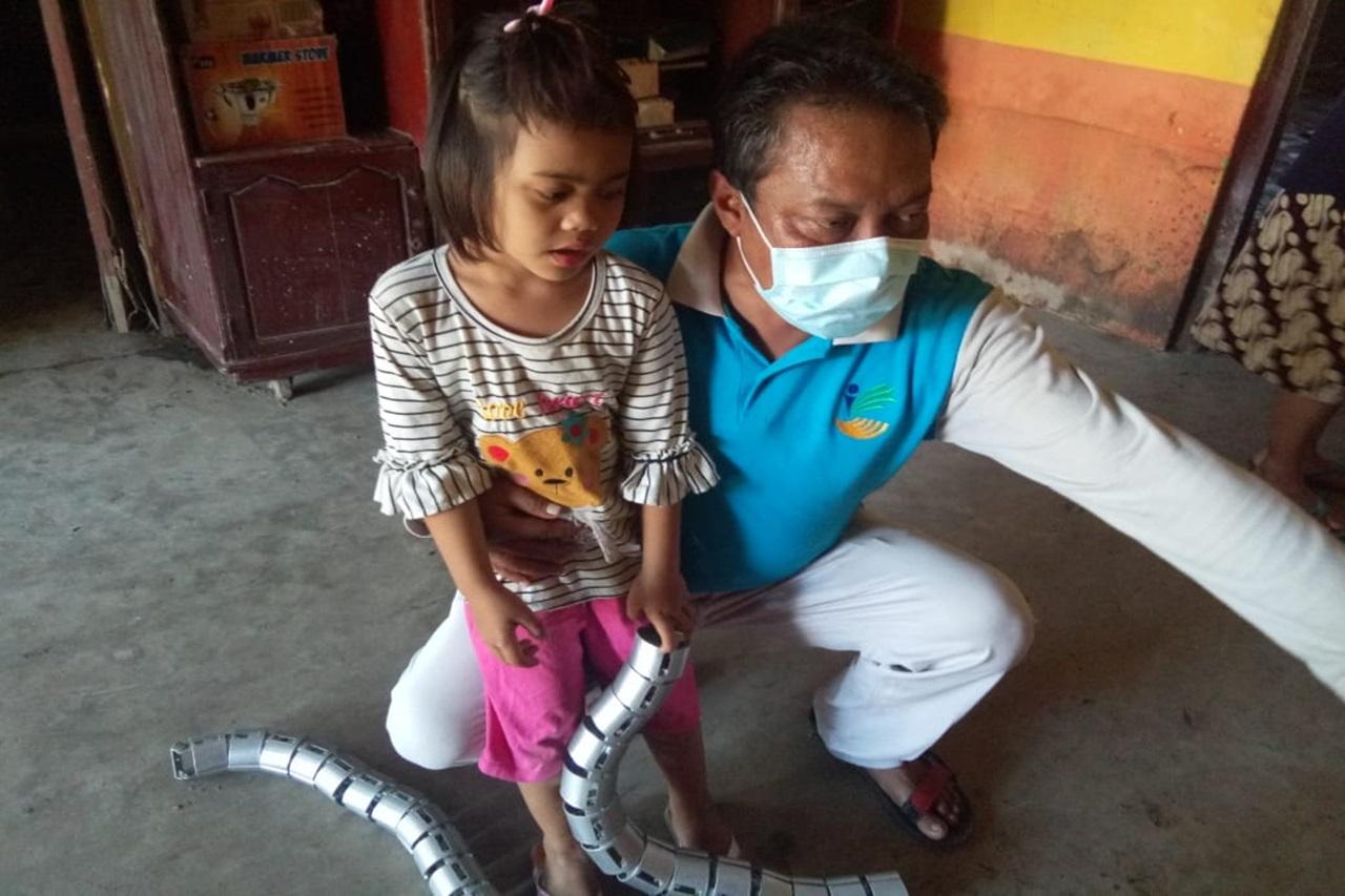 Kemensos Perkuat Penanganan Korban Bencana Banjir Sumba Timur Melalui LDP