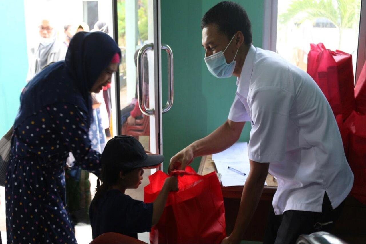 """Wujudkan Program ATENSI, Balai Anak """"Rumbai"""" berikan Layanan Langsung ke Kota Dumai"""