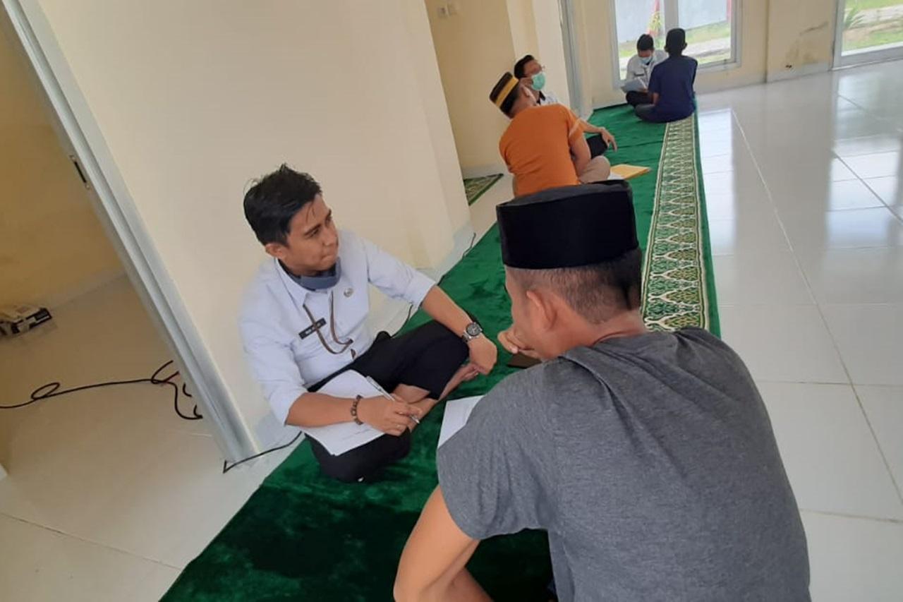 """Loka Karya """"Pangurangi"""" Berikan Layanan ATENSI Untuk ODHIV Kabupaten Sinjai"""