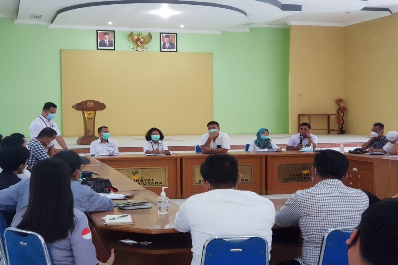 """Balai Residen """"Insyaf"""" Medan Sosialisasikan Program ATENSI kepada IPWL"""