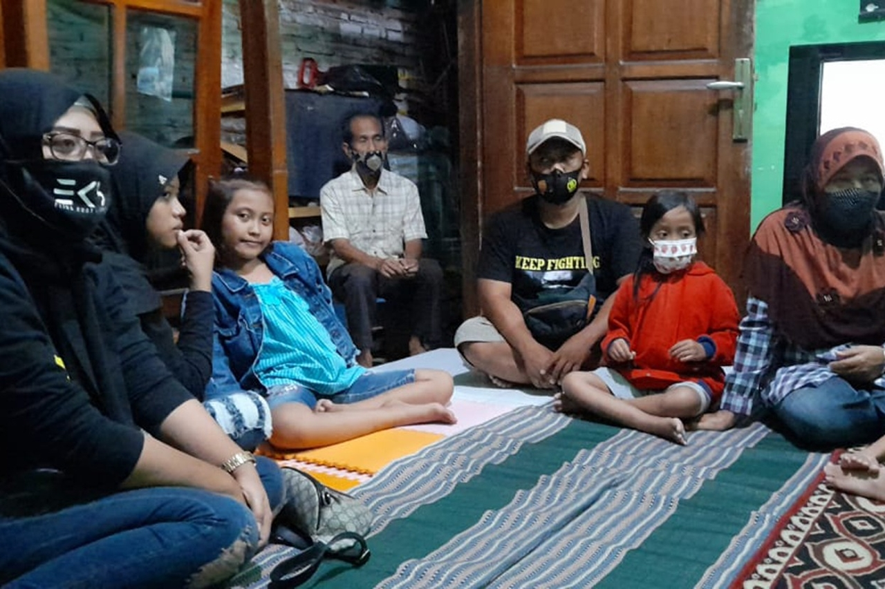 Psychosocial Support for Families of KRI Nanggala 402 Victims in Madiun