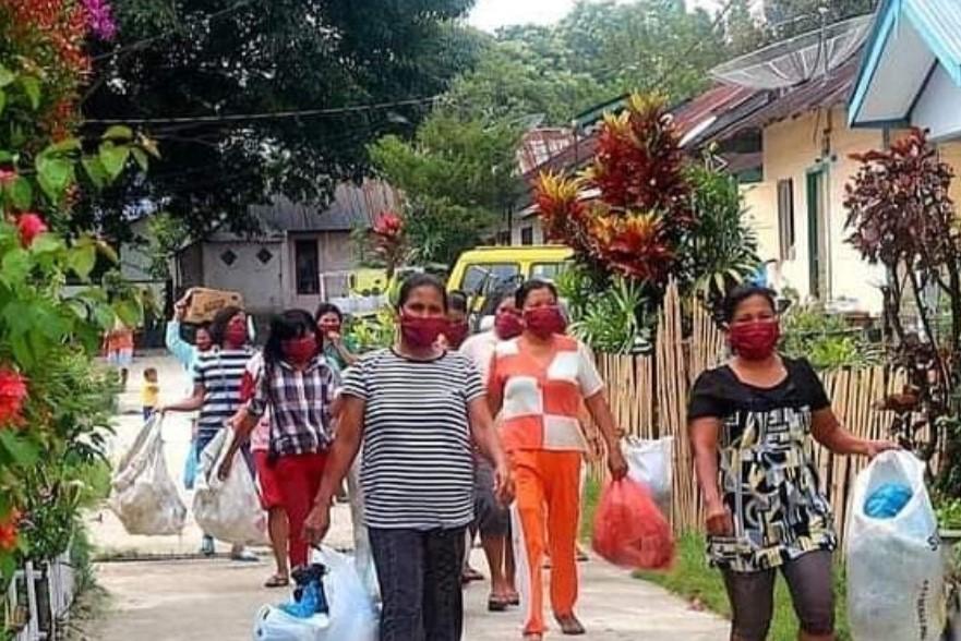 Adanya Bank Sampah, Tingkatkan Ekonomi Keluarga Penerima Manfaat PKH