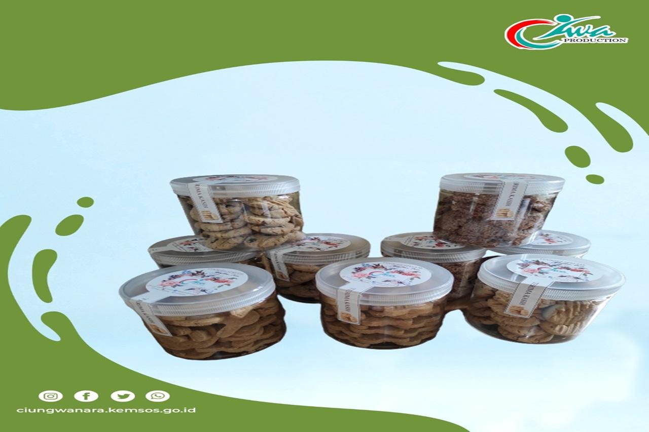 """Cookies Gluten Free"", Panganan Ramah Autis dan Suguhan Sehat Saat Lebaran"