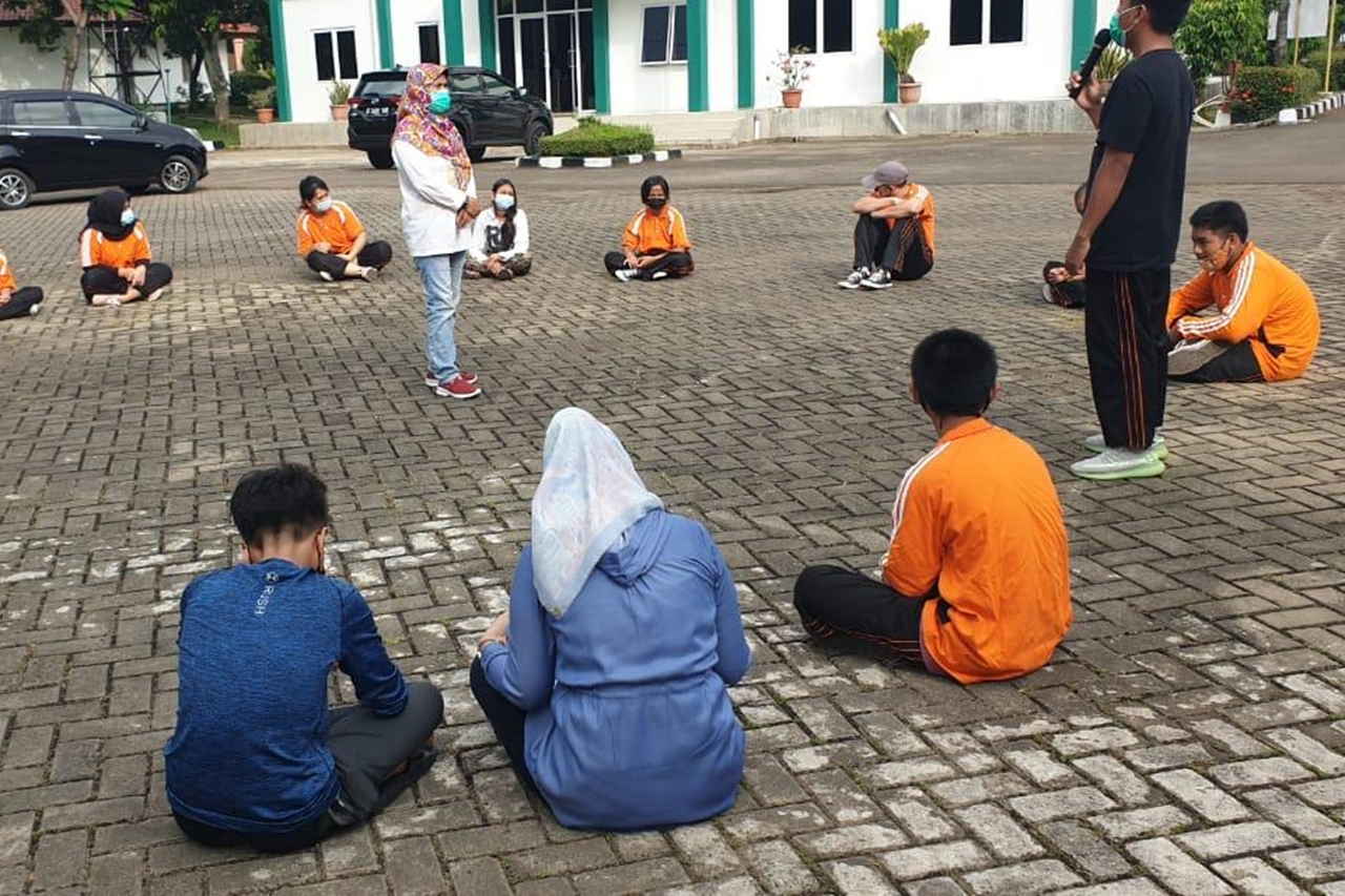 """Handayani"" Children's Center Provides Social Rehabilitation to Three Punk Children from Tasikmalaya"