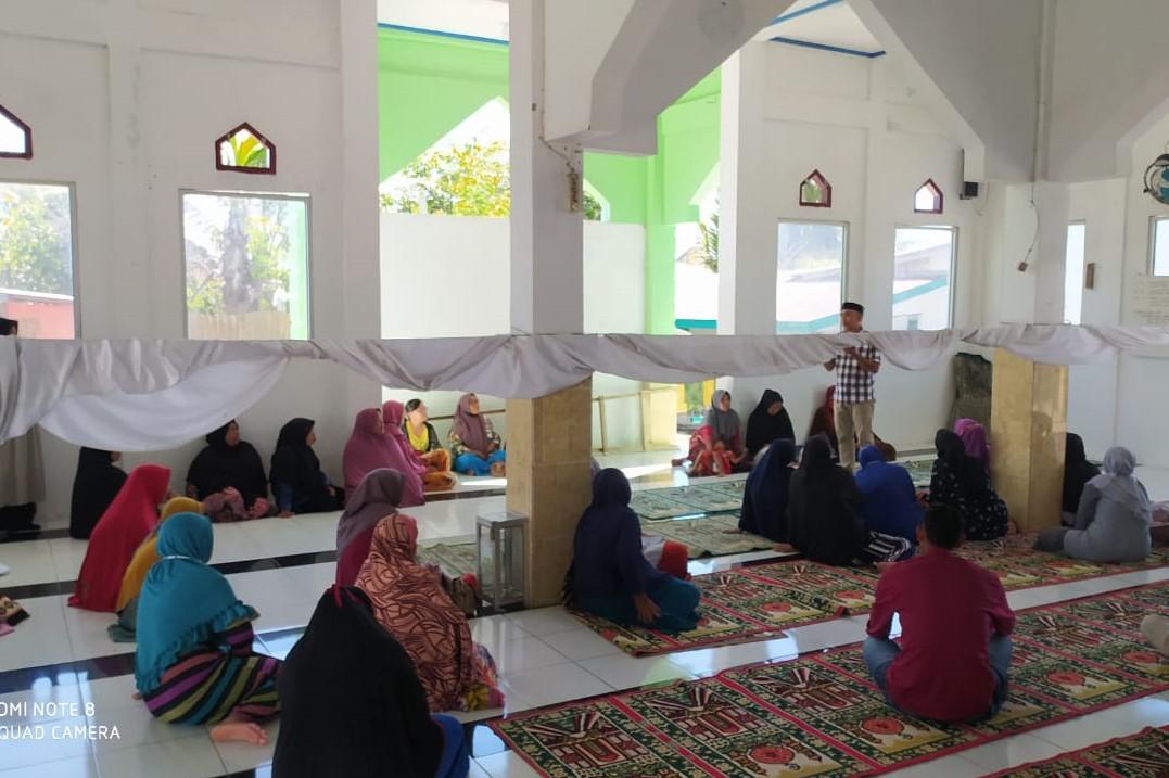 Gandeng Akademisi, PKH Aceh Barat Adakan Pertemuan Peningkatan Kemampuan Keluarga
