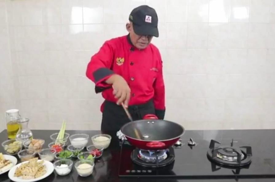 Online Workshop Culinary Business, Terik Tahu Tempe