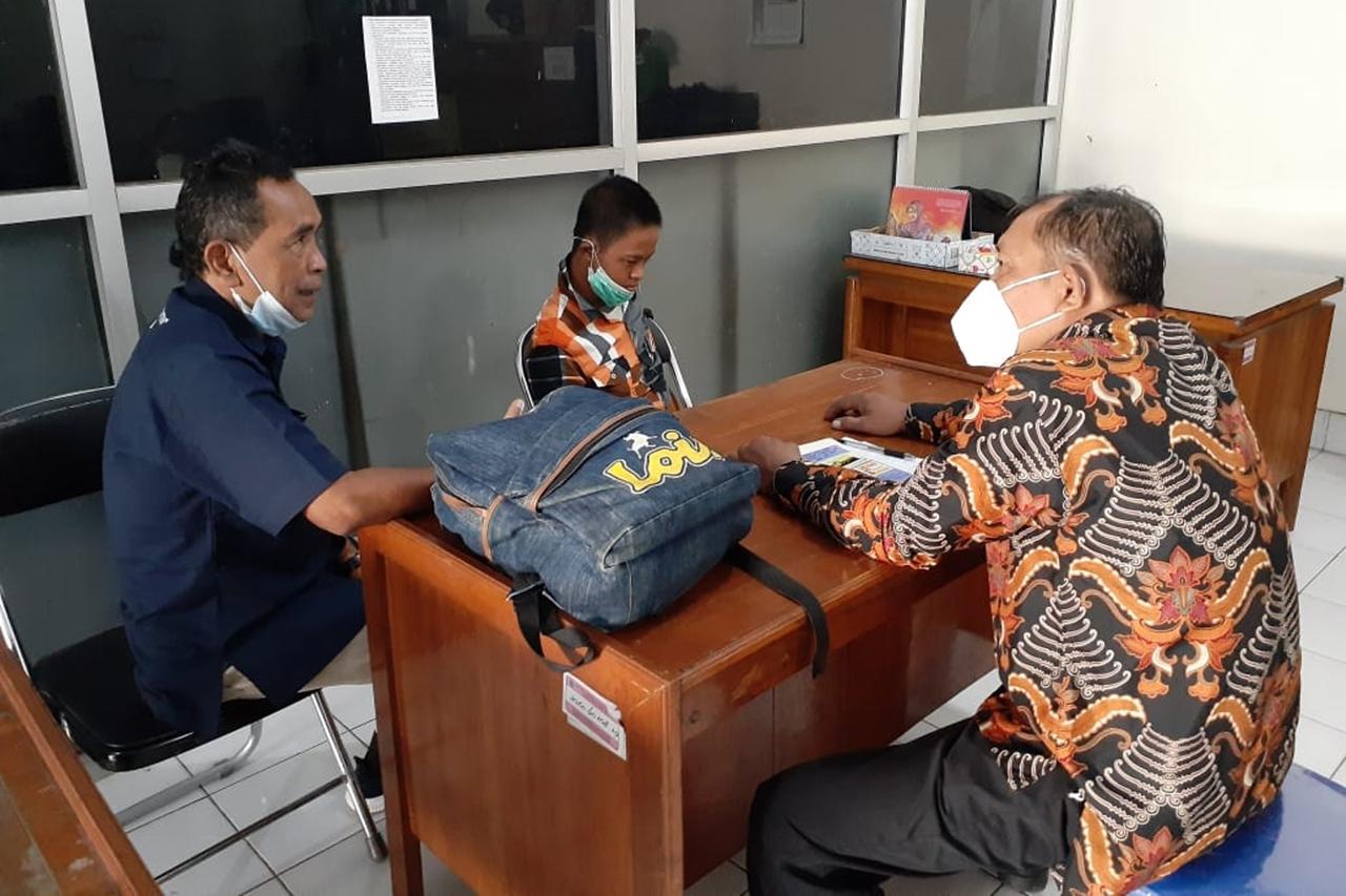 """Balai Besar Disabilitas """"Kartini"""" Respon Disabilitas Intelektual Terlantar"""