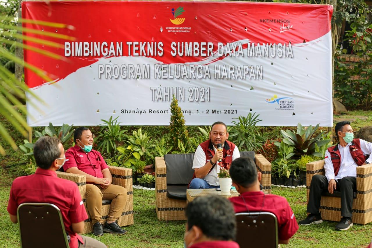Bimbingan Teknis SDM PKH Regional Jawa Timur