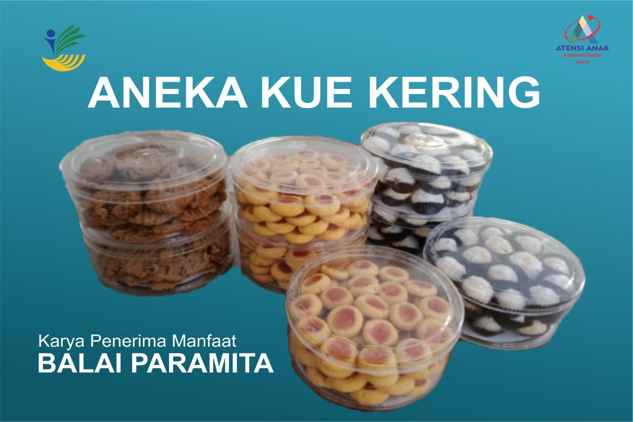 """Kue-Kue Balai Anak """"Paramita"""" Laris di Bulan Ramadan"""