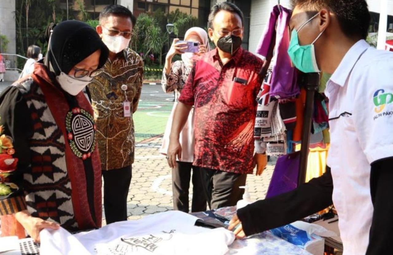 Produk SKA PM Galih Pakuan Turut Ramaikan Bazaar Ramadhan