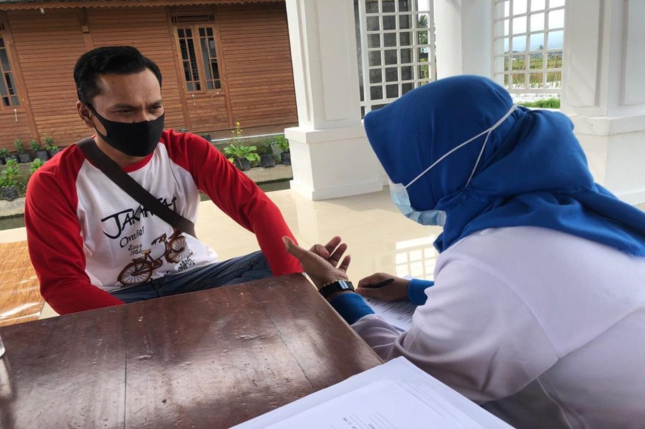 Balai Dharma Guna Siapkan Layanan Komunitas Mandiri untuk Kesehatan Mental di Rejang Lebong