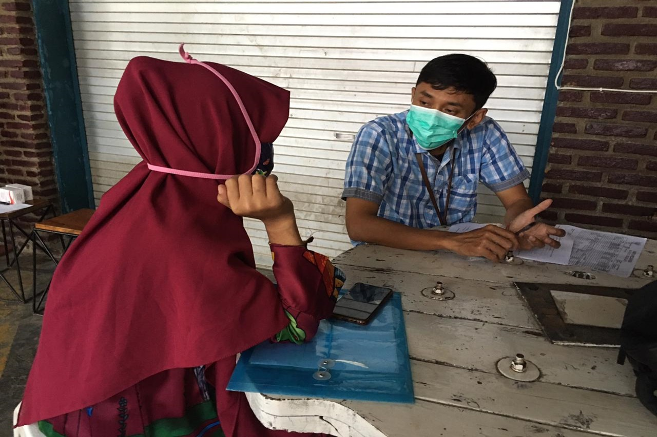 Loka Karya Pangurangi Lakukan Asesmen Tahap 2 untuk ODHIV Program ATENSI Berbasis Komunitas