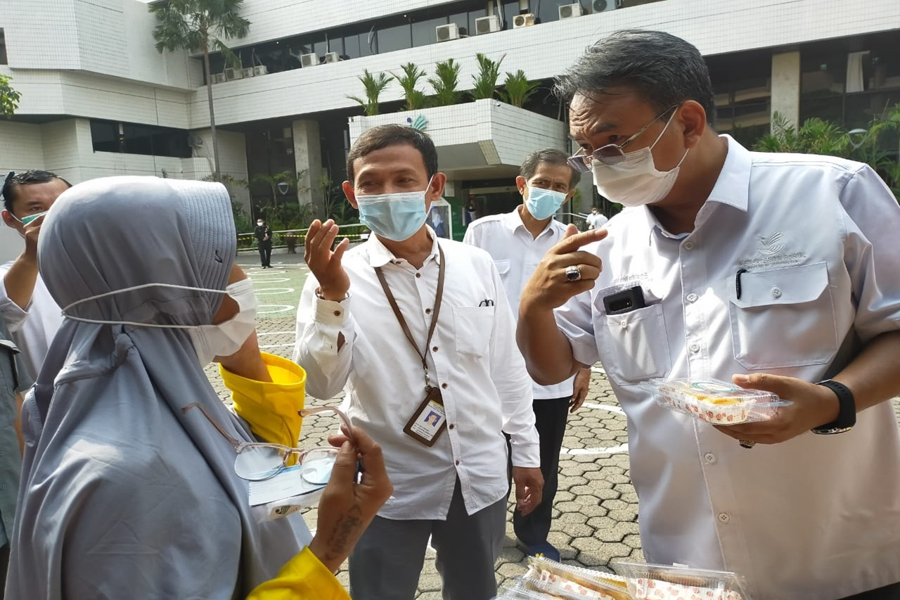 Hasil Karya PM Laris Manis Di Bazaar Ramadhan