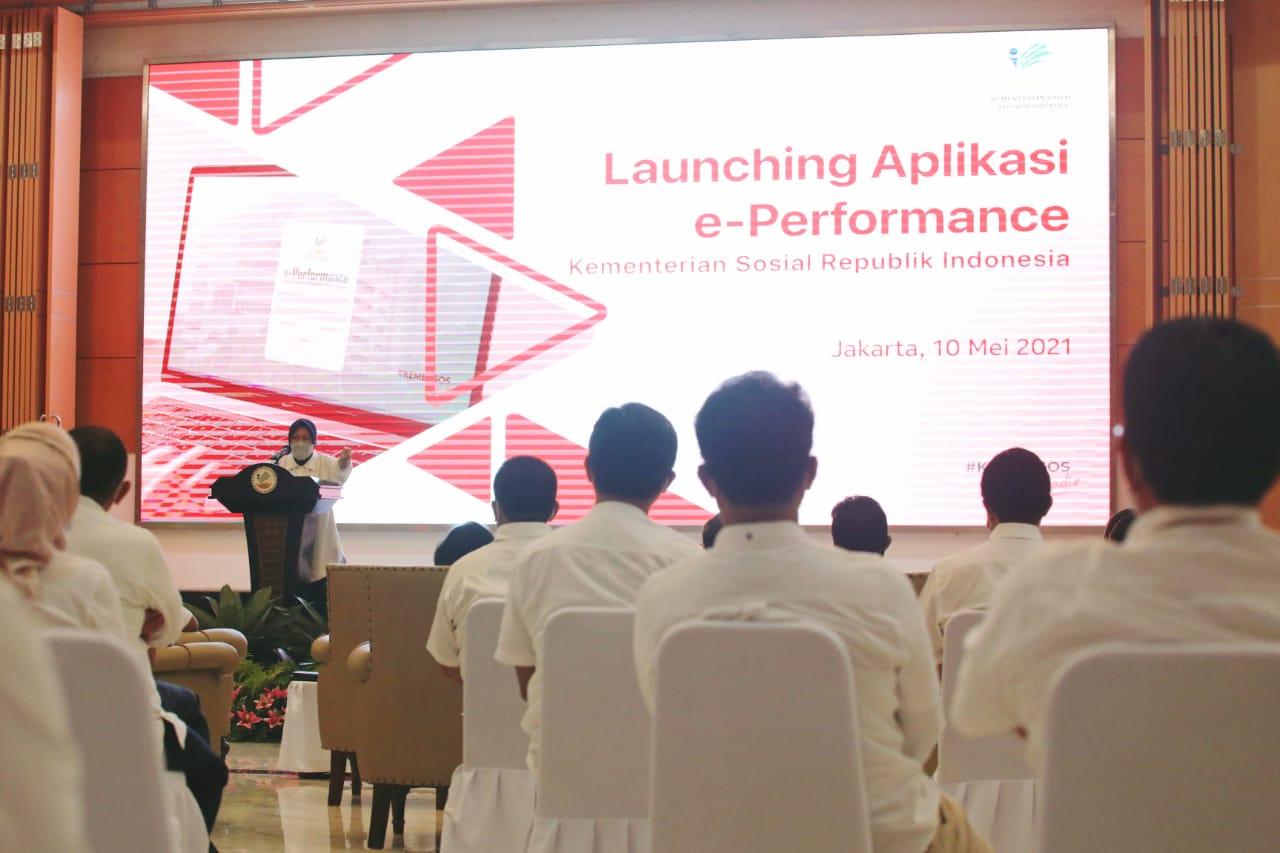 Launching Aplikasi E-Performance