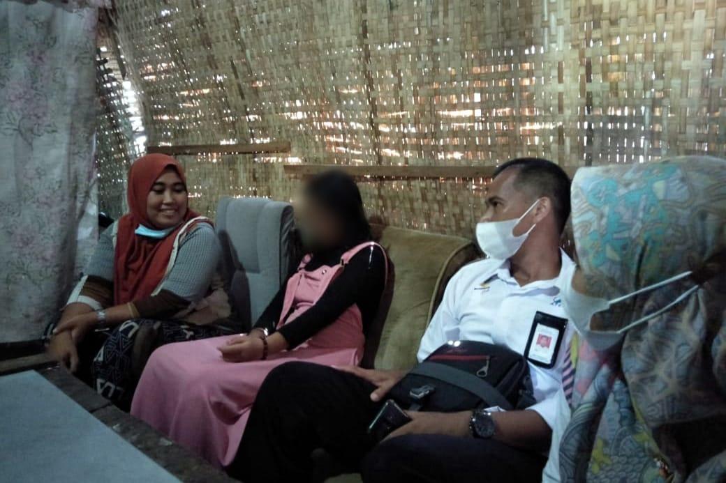 Kemensos Berikan Bantuan ATENSI bagi Anak Memerlukan Perlindungan Khusus di Kota Mojokerto