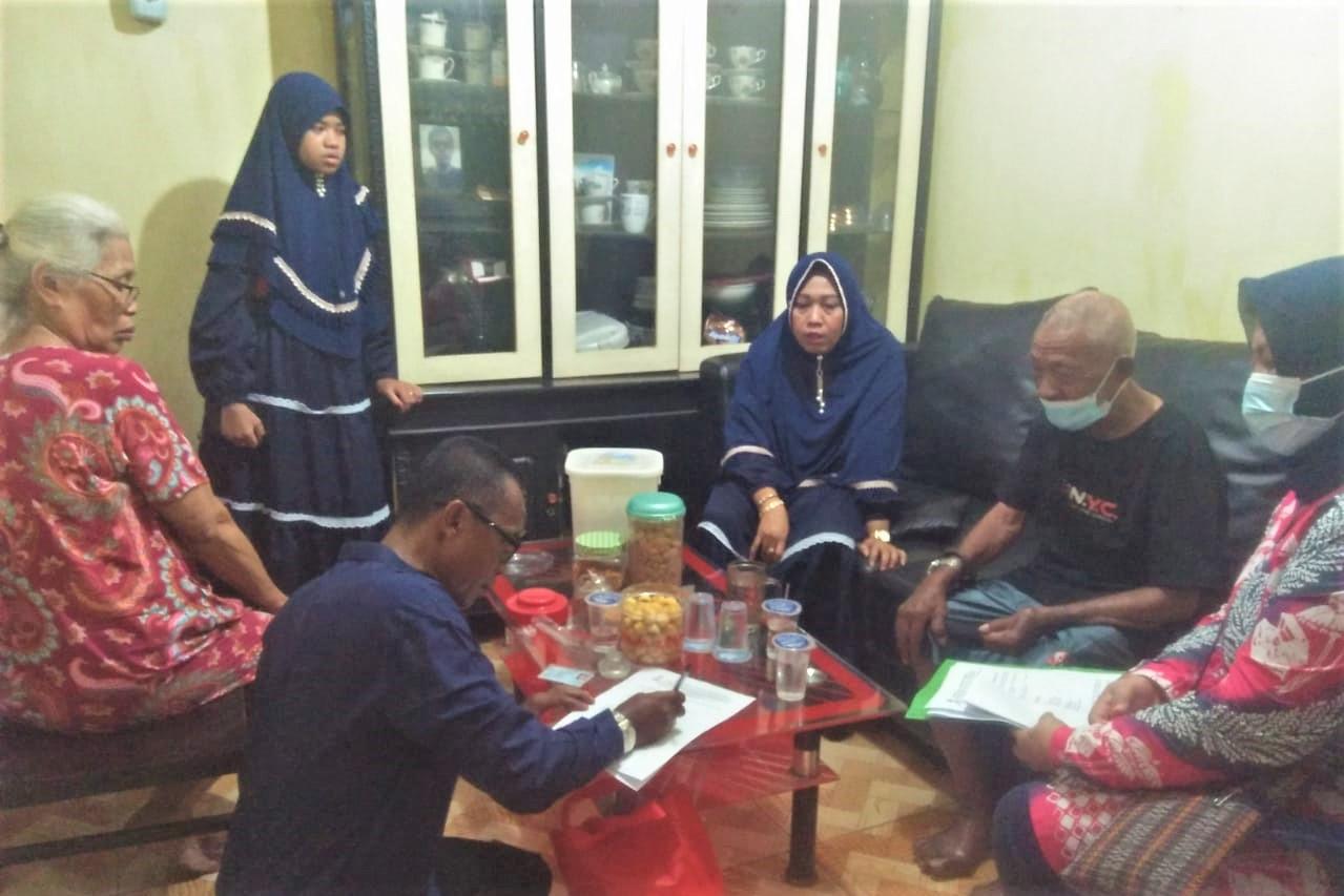 Berkah Idul Fitri, Balai Budhi Dharma Bekasi Pertemukan Lansia MN Dengan Anak dan Keluarganya di Malam Takbiran