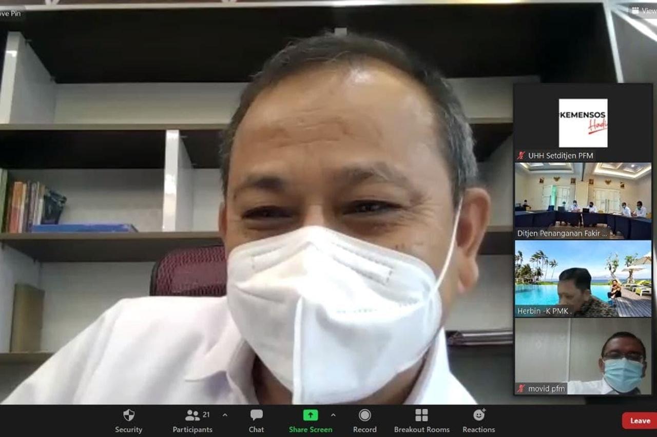 Dirjen PFM Harapkan Prinsip 6T Semakin Meningkat pada Program Sembako