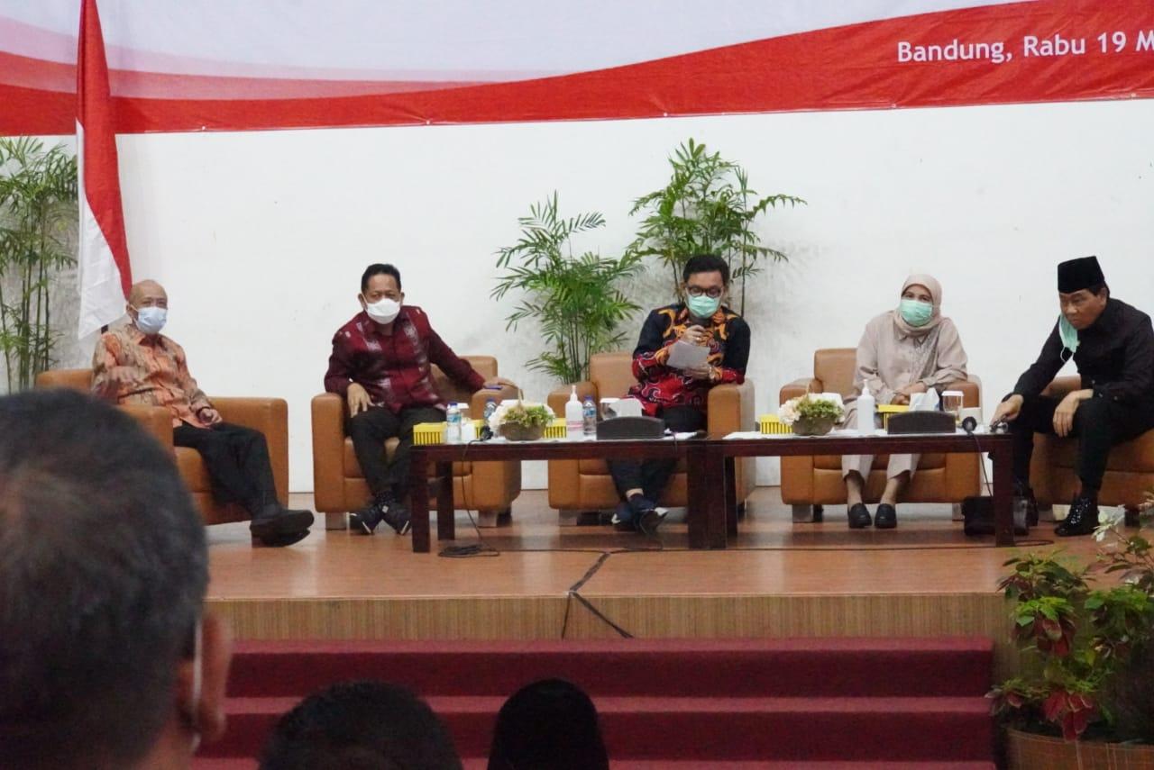 Kunker ke Poltekesos Bandung, Ada 3 Fokus Pembahasan Komisi VIII DPR