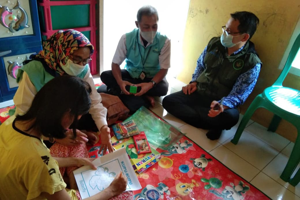 Kemensos Dampingi Disabilitas Intelektual Korban Pelecehan Seksual Di Kota Sukabumi