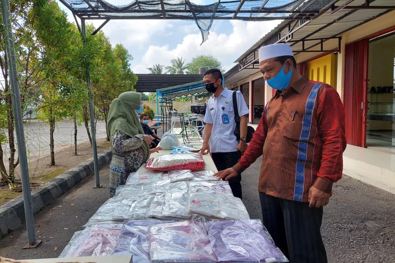 """Balai """"Paramita"""" Selenggarakan Pameran SKA Rayakan HLUN 2021"""