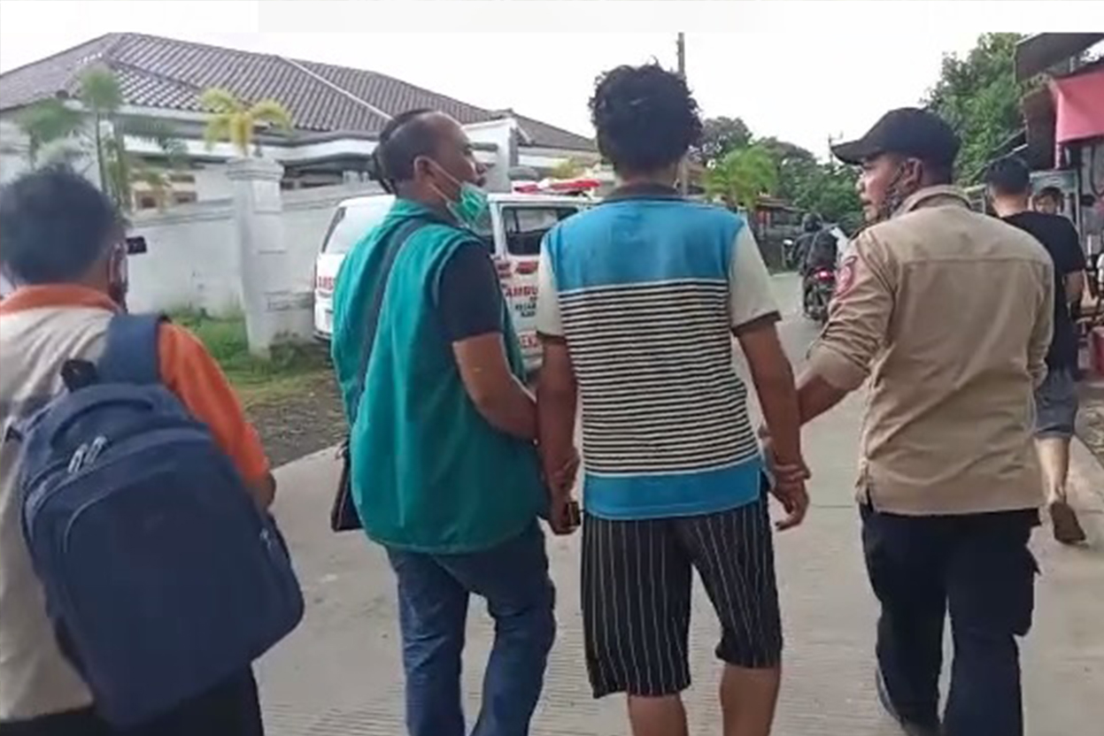 Kemensos Berhasil Evakuasi 4 ODGJ dalam Pasungan di Cianjur