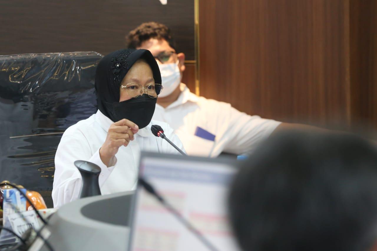Laksanakan Arahan Presiden, Mensos Awali Program Penurunan Stunting dari Provinsi NTT