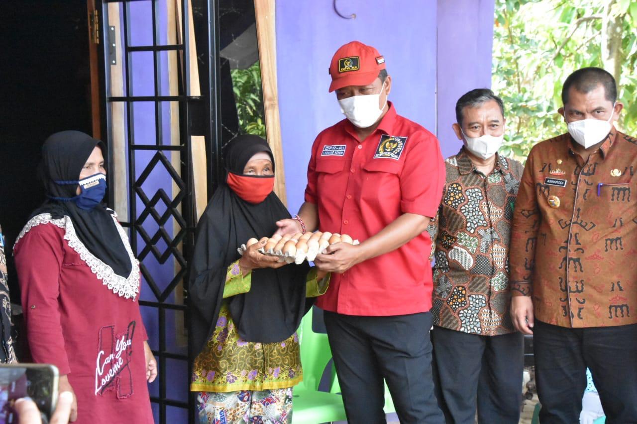 Ditjen PFM Dampingi Kunjungan Kerja Komisi VIII DPR RI di Kabupaten Mesuji - Lampung