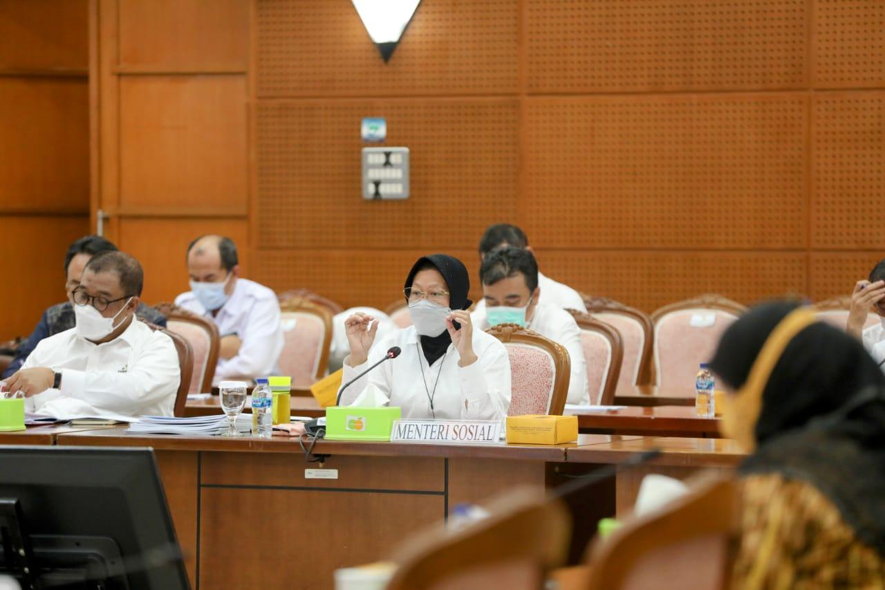 Komisi VIII DPR RI Dukung Percepatan Perbaikan DTKS Agar Lebih Tepat Sasaran