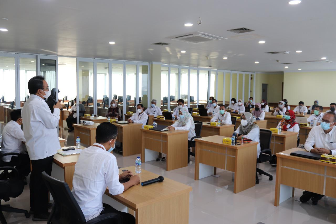 Pelaksanaan Asesmen Kompetensi Pegawai di Lingkungan Ditjen Rehsos