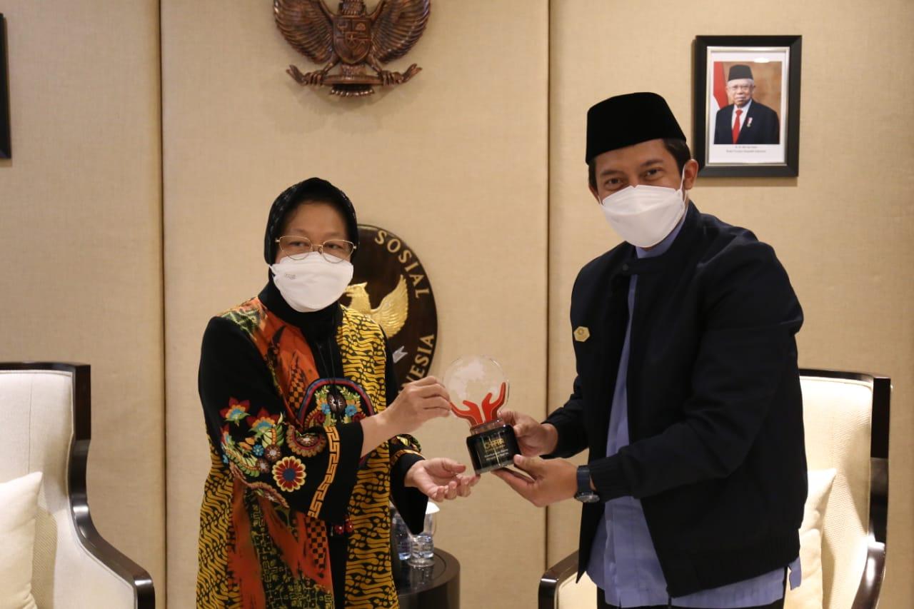 Demi Bantuan Bencana Cepat dan Tepat, Kementerian Sosial Gandeng Lembaga Swadaya Masyarakat