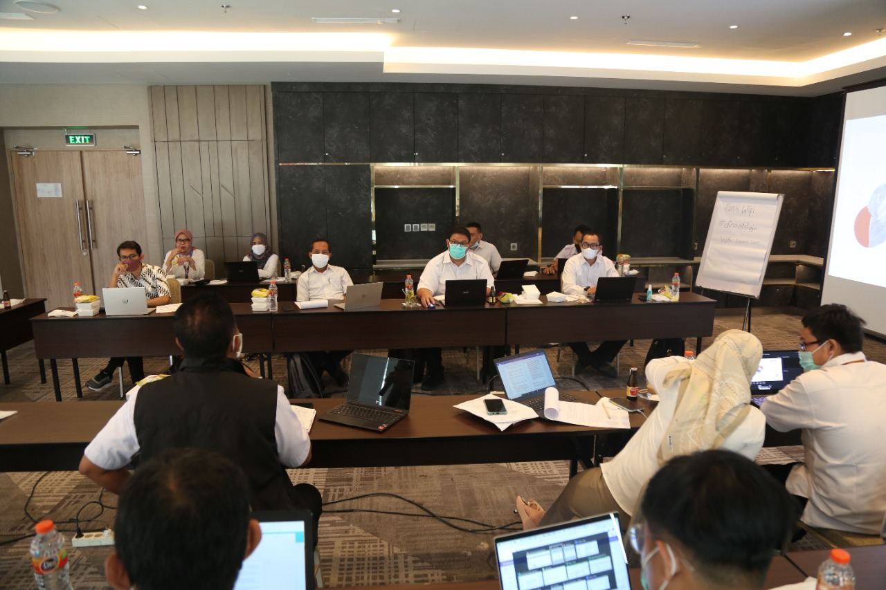 Coordination and Consolidation Preparation of Regulations for Procurement of Goods/Services in an Emergency
