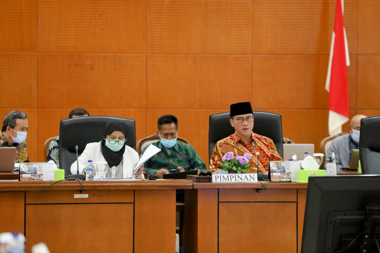 Usai Gelar RDP, Komisi VIII DPR RI Minta Tiga Hal Pada Kemensos