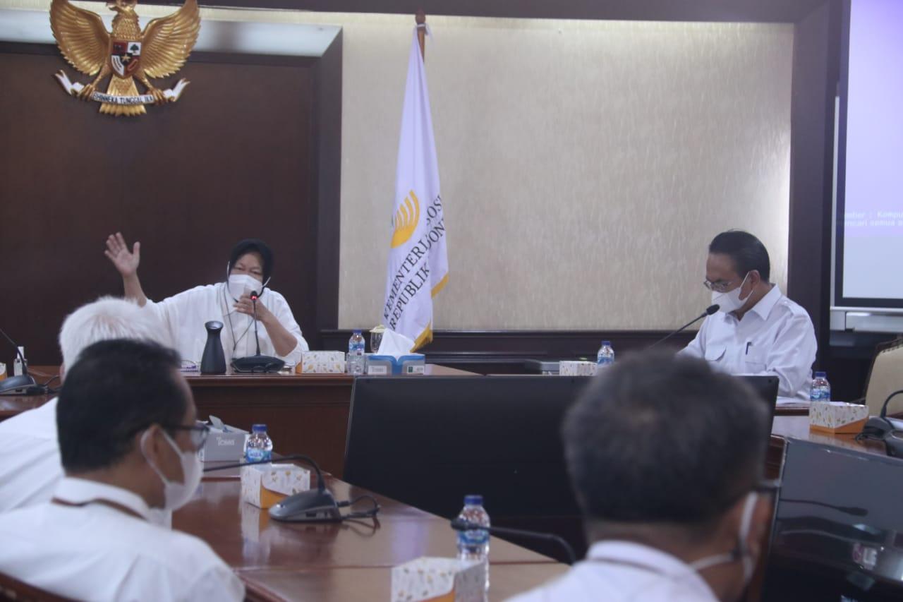 Rapat Koordinasi Teknis Pembahasan Layanan Multifungsi Balai Besar/Balai/Loka Rehabilitasi Sosial