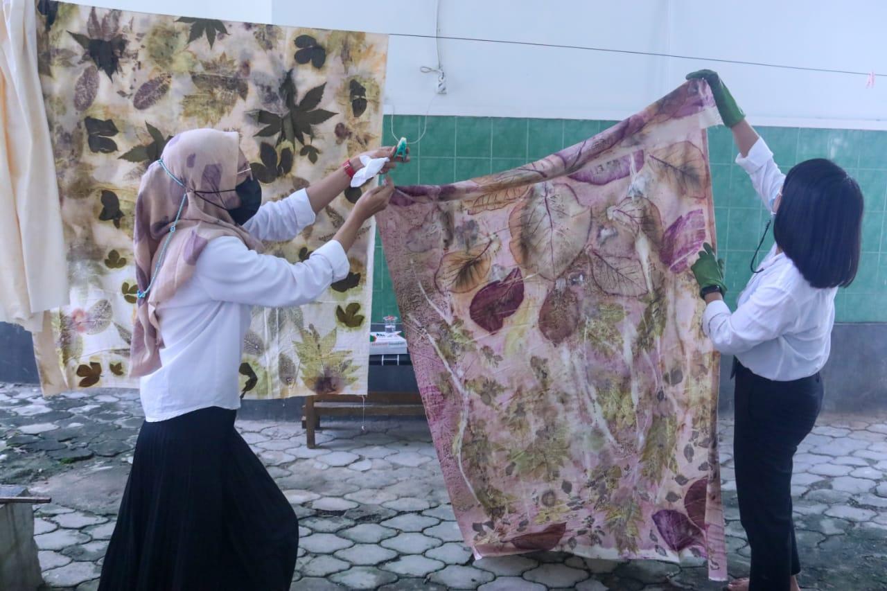 Kunjungi Balai Nipotowe, Anggota DPR Dukung Kreativitas Penerima Manfaat