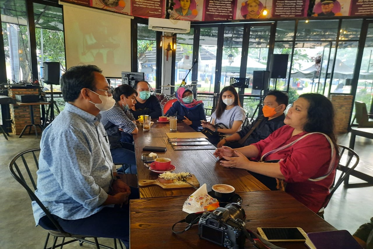 Siapkan Disnet Band pada Festival Seni Budaya Asia Pasifik 2022, Kemensos Gandeng Bertha
