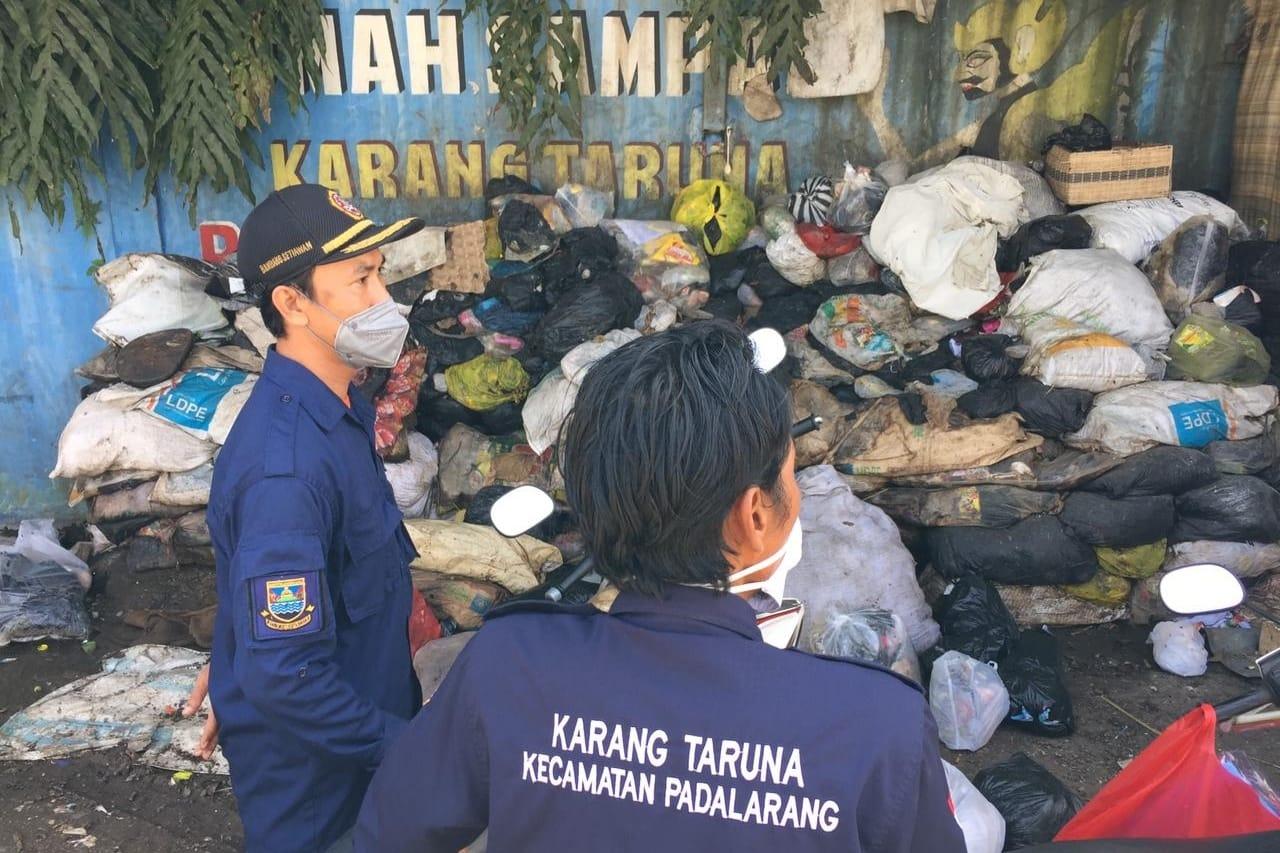 Peduli Lingkungan, Karang Taruna Citra Pemuda Gandeng Masyarakat Olah Sampah Jadi Pupuk Kompos