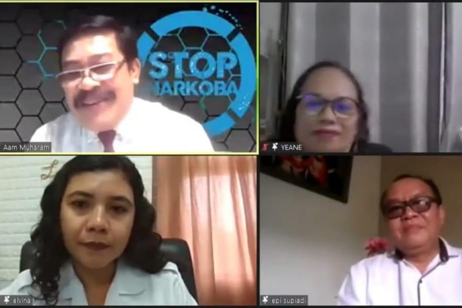 Peringati HANI, Poltekesos Bandung Gelar Pelatihan Daring P4GN