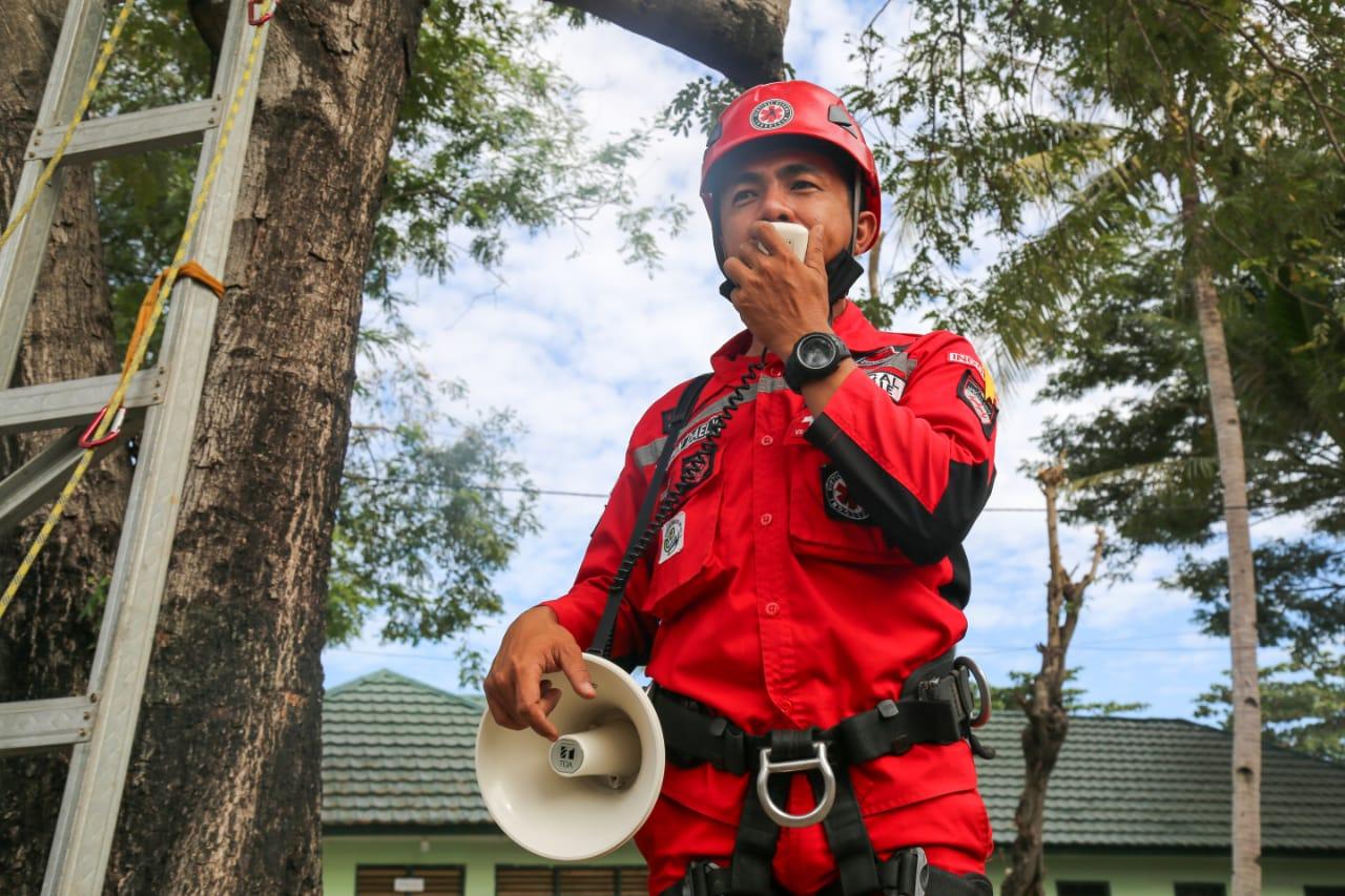 Pelatihan Manajemen Penyelamatan untuk Tagana NTT di Kabupaten Kupang