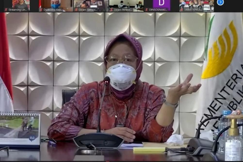 Kesiapsiagaan Menghadapi Bencana, Menteri Sosial Siapkan 4 Langkah Strategis