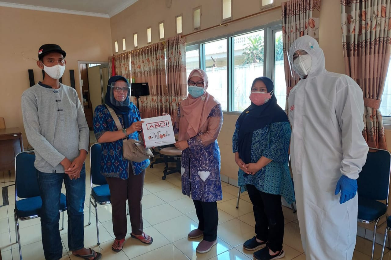 "Penuhi Hak Alat Bantu Penyandang Disabilitas, Balai ""Ciungwanara"" Lakukan Pembagian Alat Bantu Dengar"