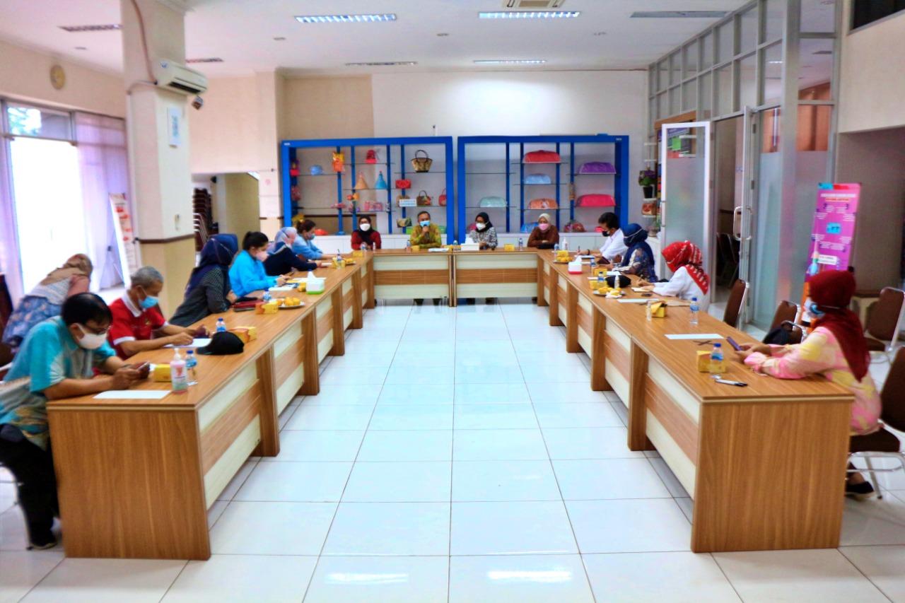 Wujudkan Transparansi Penyaluran Bantuan, Tiga Balai di Bekasi Lakukan Kerjasama dengan Bank Mandiri