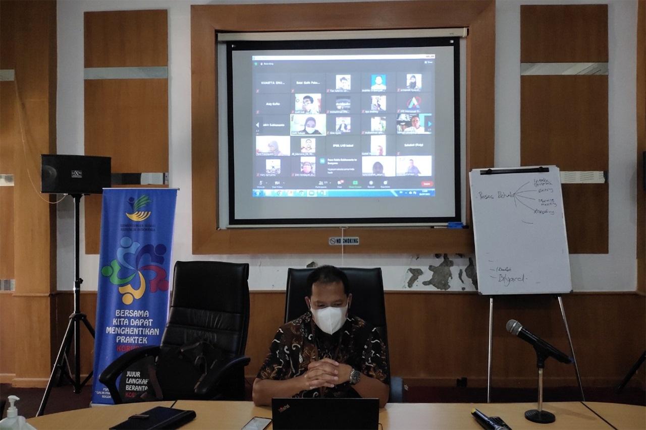 """Laksanakan ATENSI KP Napza, Balai """"Galih Pakuan"""" Bogor Gandeng 78 IPWL"""
