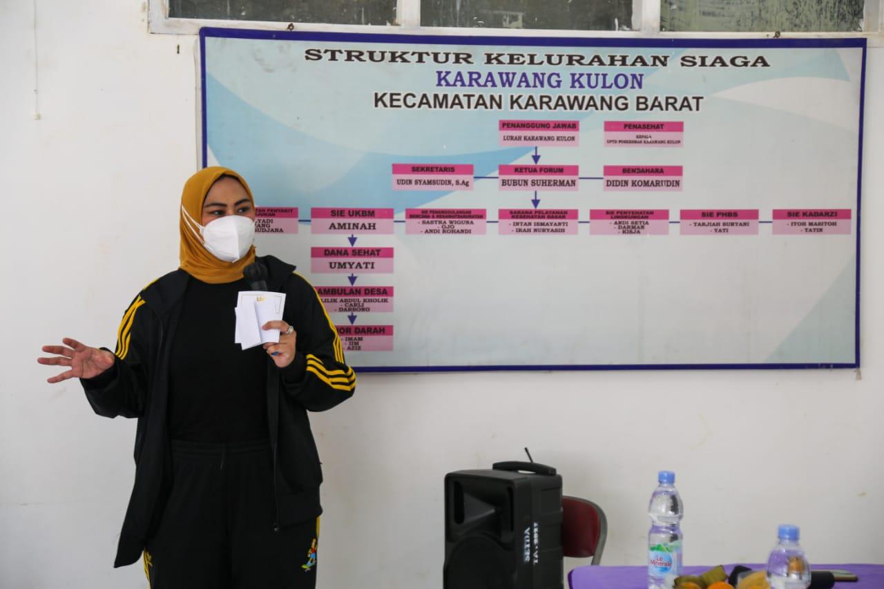 3.000 Bantuan Beras Mulai Disalurkan di Kabupaten Karawang