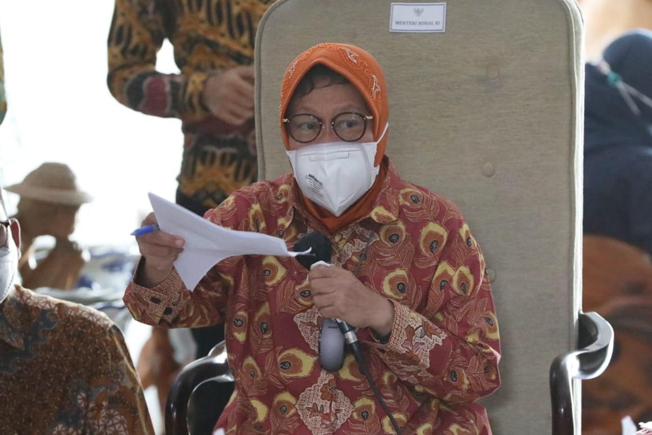 Kunjungan Kerja Kemensos dan DPR RI Komisi VIII di Kabupaten Sragen