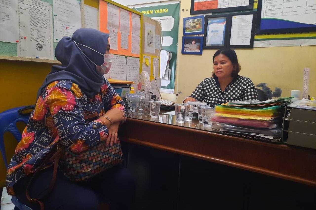 """Balai """"Bahagia"""" Beri Akses Pendidikan Non Formal bagi Anak ZPN"""