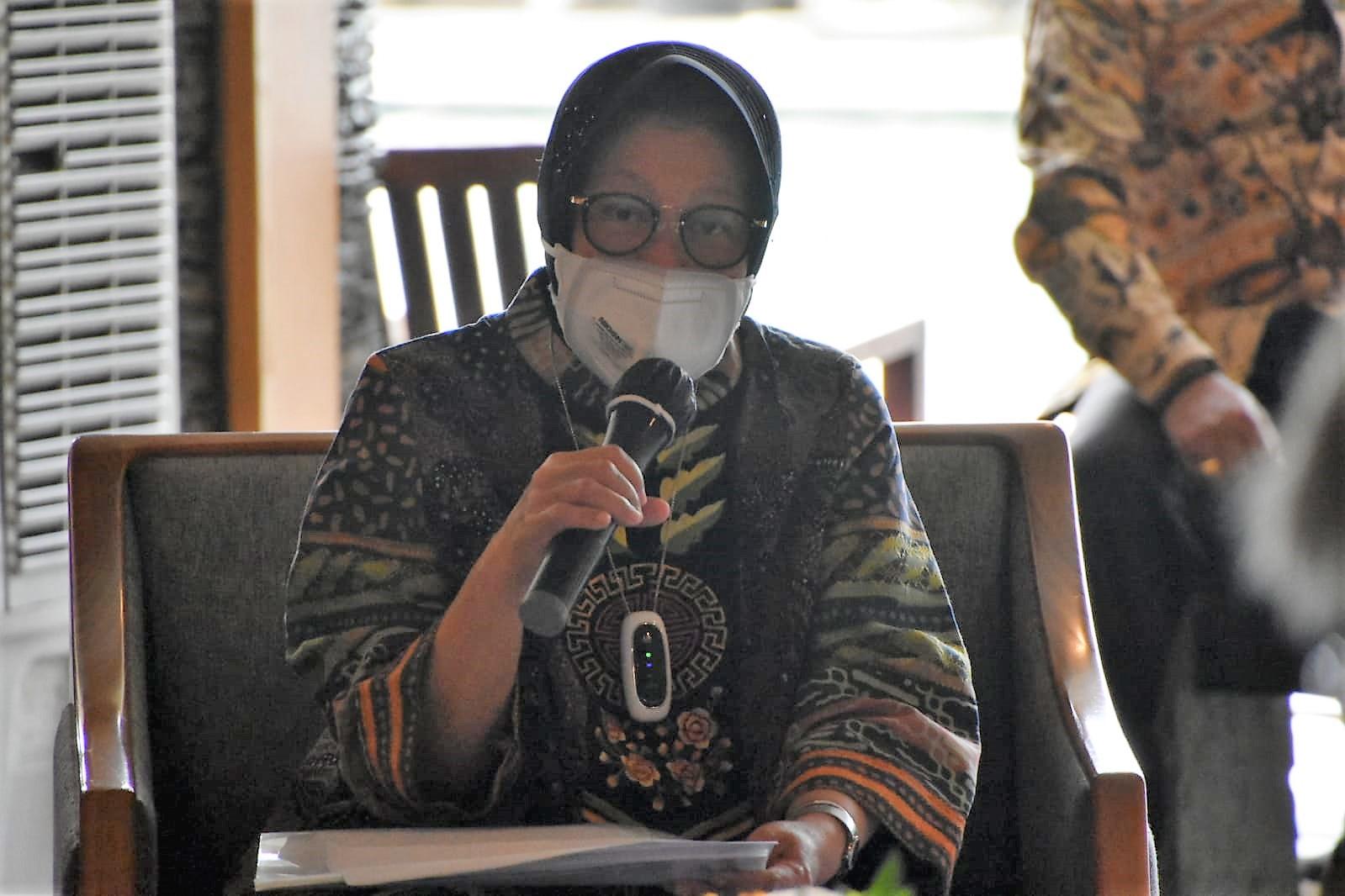 Kemensos Rekonsiliasi Data Penyaluran Bansos Kabupaten Jember dengan Mitra Penyalur
