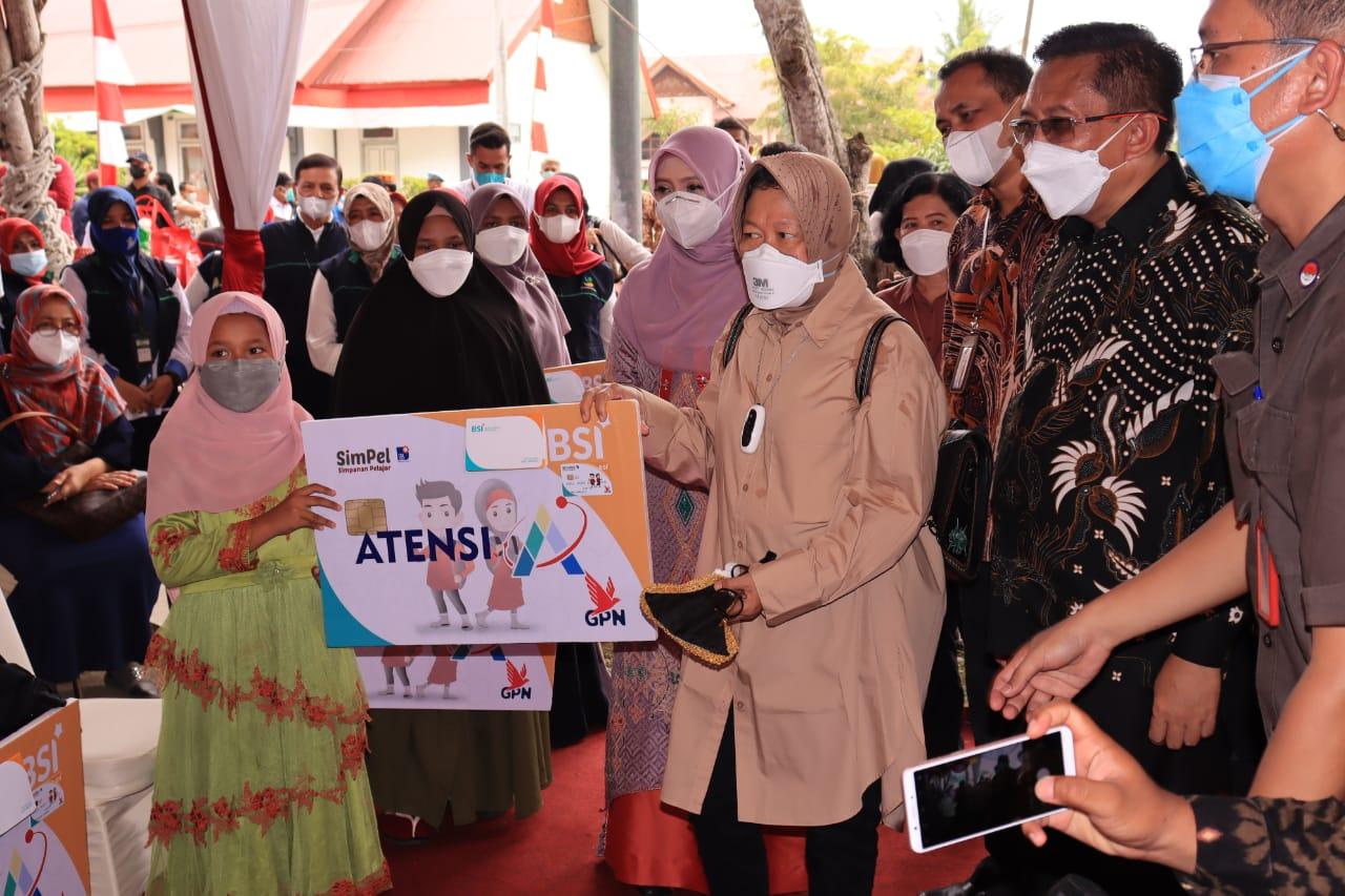 Berani Coret Penerima Bansos Tak Layak, Mensos Apresiasi Pemda dan Dinas Sosial Aceh