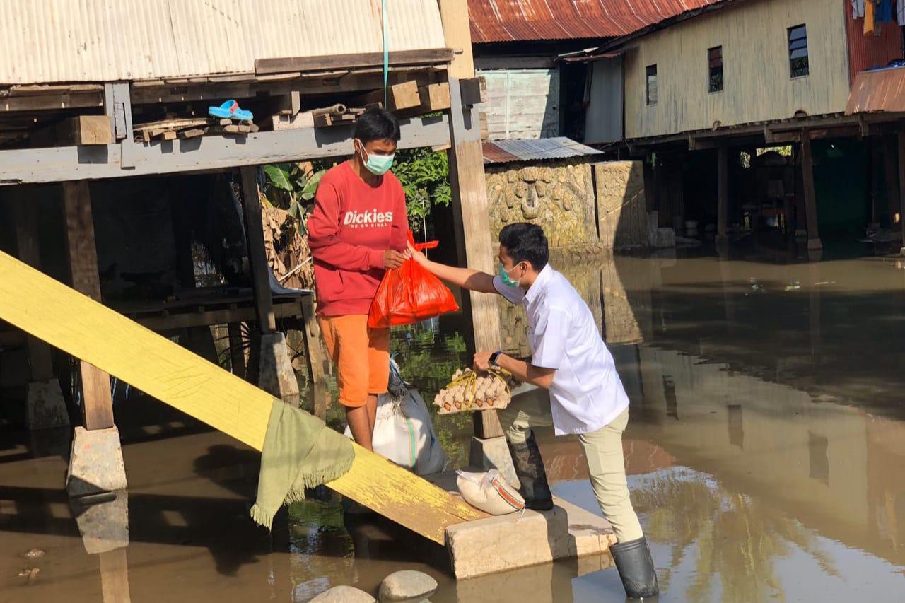 Kementerian Sosial Bantu Korban Banjir 3 Meter di Wajo Sulawesi Selatan